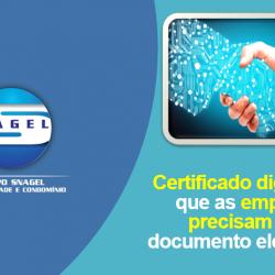 Certificado Digital: Por Que As Empresas Precisam Ter