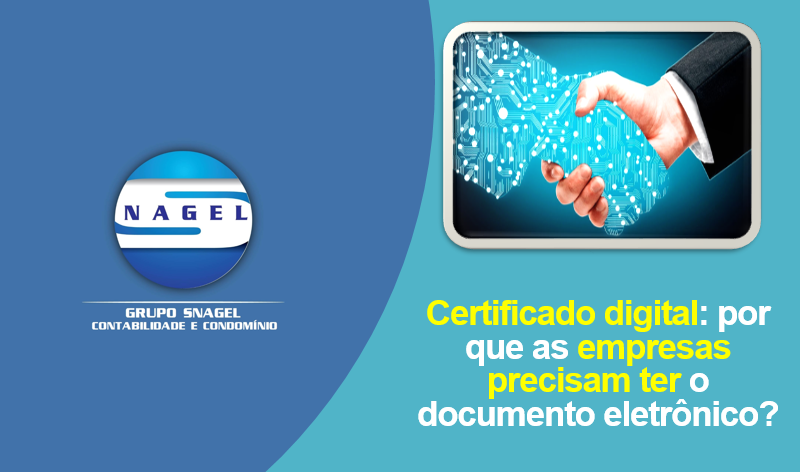 10 Noticia Certificado Digital - Snagel Contábil