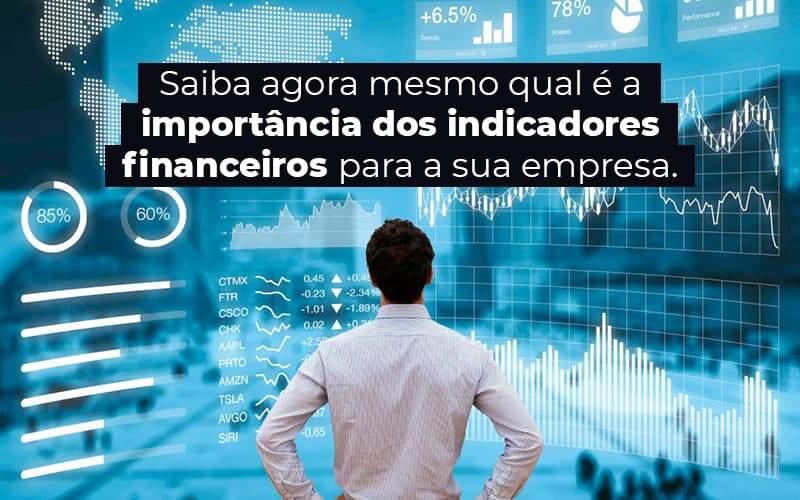 Saiba Agora Mesmo Qual E A Importancia Dos Indicadores Financeiros Para A Sua Empresa Blog 1 - Snagel Contábil